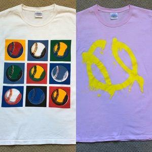 Bundle of 2 Softball T-Shirts